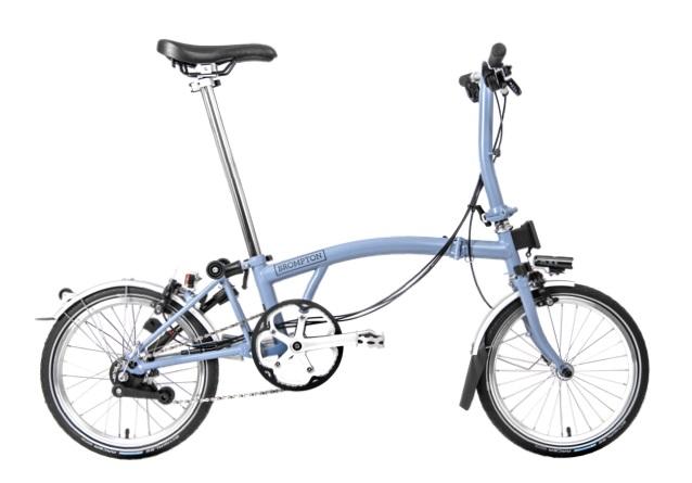 Brompton Bicycle Model Year 21